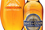 Craft Beer Gotham | Beer Review: Innis & Gunn Independence Day 2012 | Drink Gotham