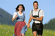 Hot Style Alert: Hacker-Pschorr Lederhosen Sweepstakes