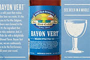 Craft Beer Gotham | Beer Review: Green Flash Rayon Vert | Drink Gotham