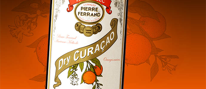 Spirit Review: Pierre Ferrand Dry Curacao