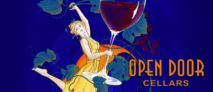 Open Door Cellars: High-End, Easy-Drinking Boxed Wine