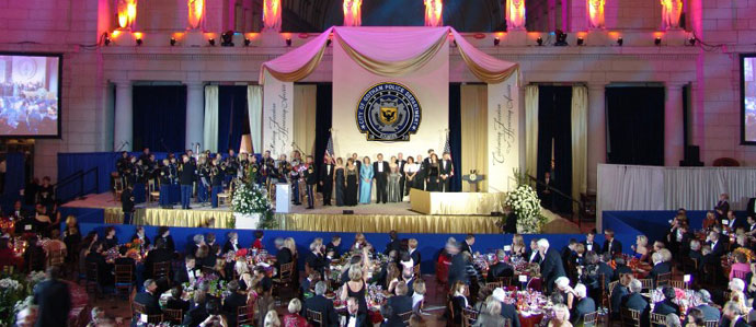 Wayne Enterprises Black Tie Ball, August 15